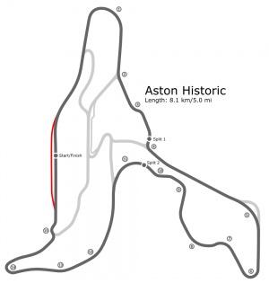 Course Anniversaire de Tiger Express Motorsports - les 2 Heures d'Aston Historic 300px-AS4